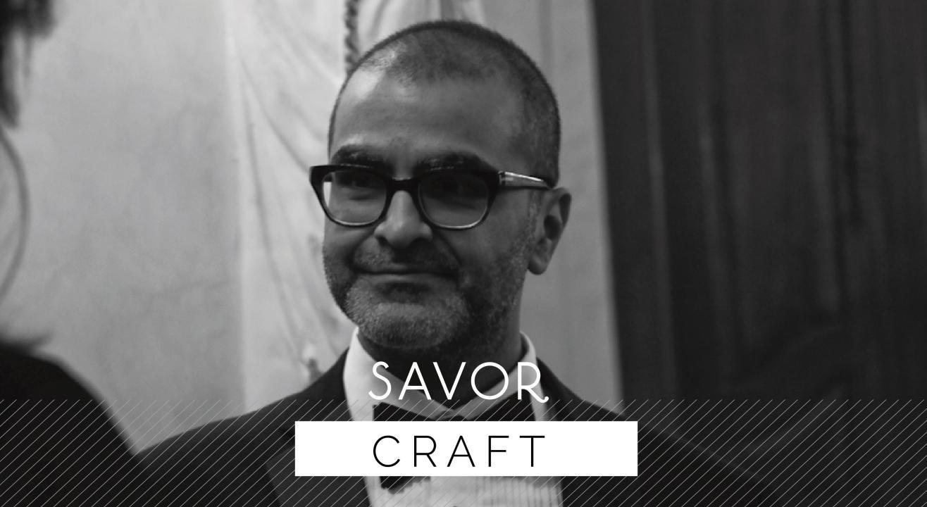 Savor Craft // Asad Lalljee
