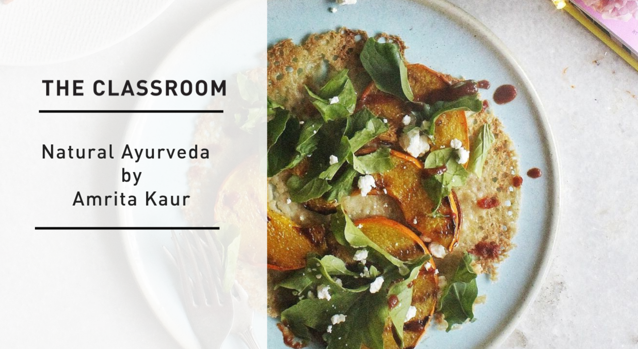 Hands-On Ayurveda Cooking with Amrita Kaur