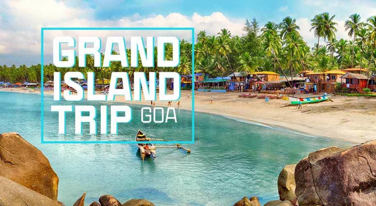 Grande Island Trip by Sea Water Sports