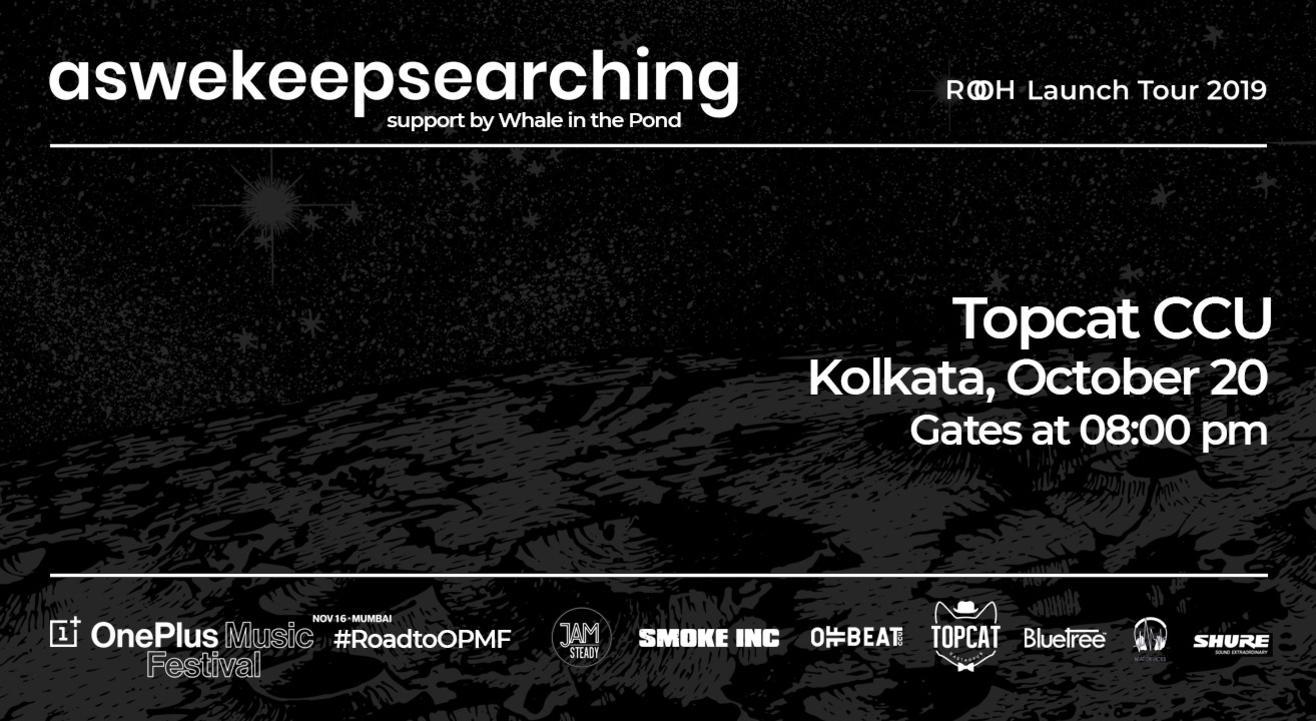 Aswekeepsearching 'Rooh' Launch Show | Kolkata