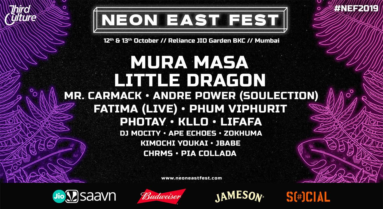 NEON EAST FEST