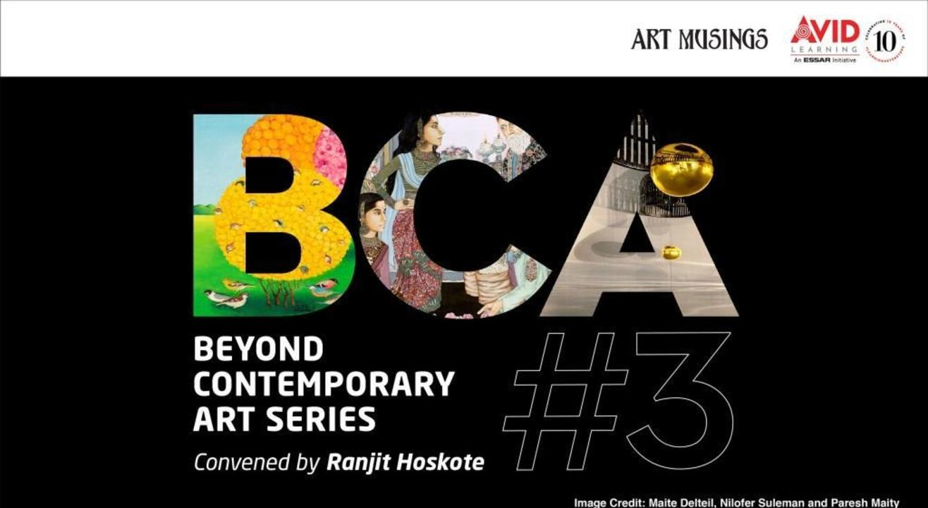 BCA#3: Art and Identity in an Age of Transitions