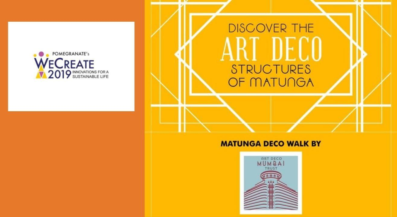 Discover the Art Deco structures of Matunga