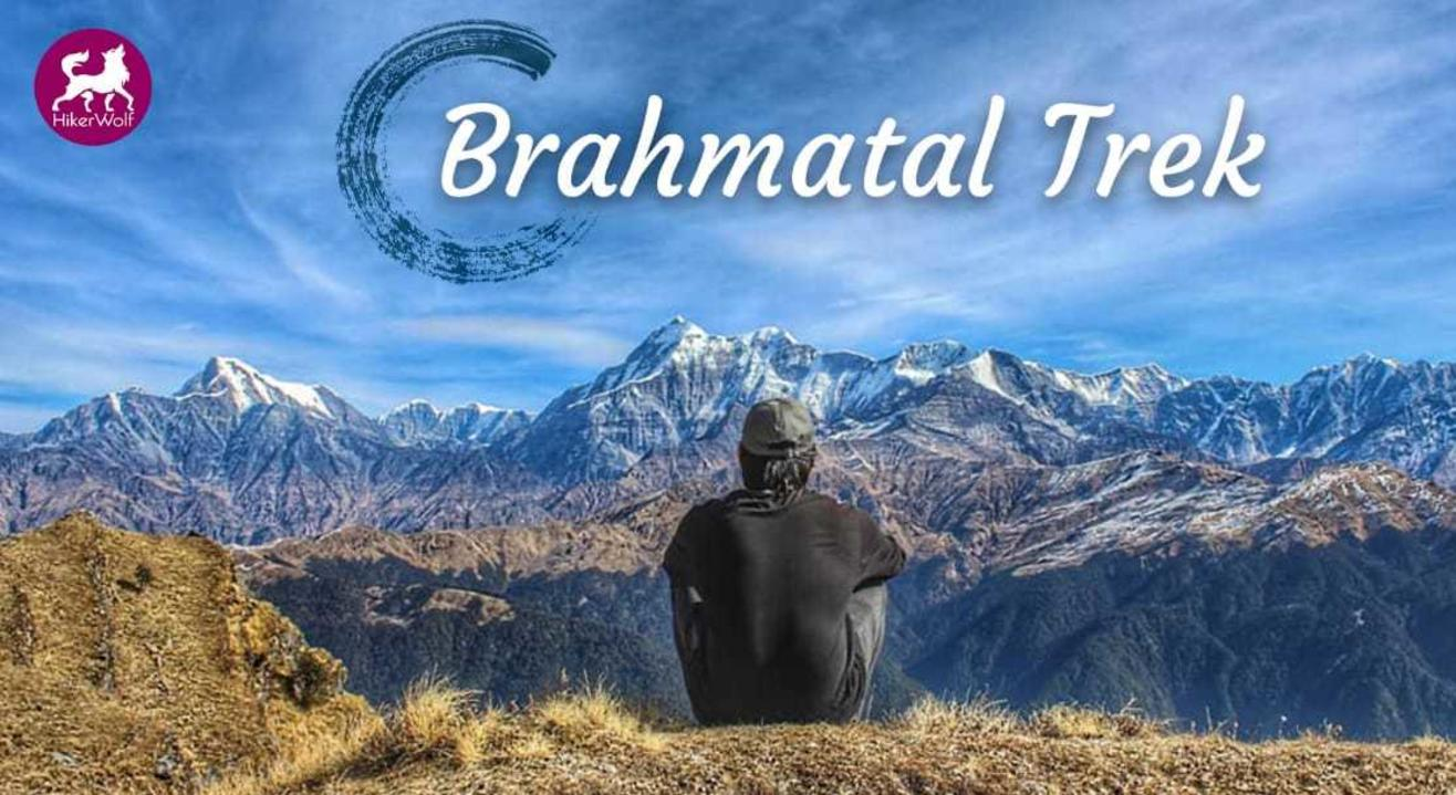 HikerWolf - Brahmatal Trek