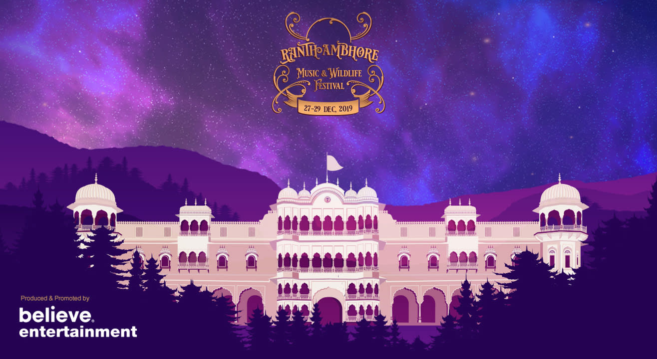 A royal banquet of music, art, wildlife & culture!