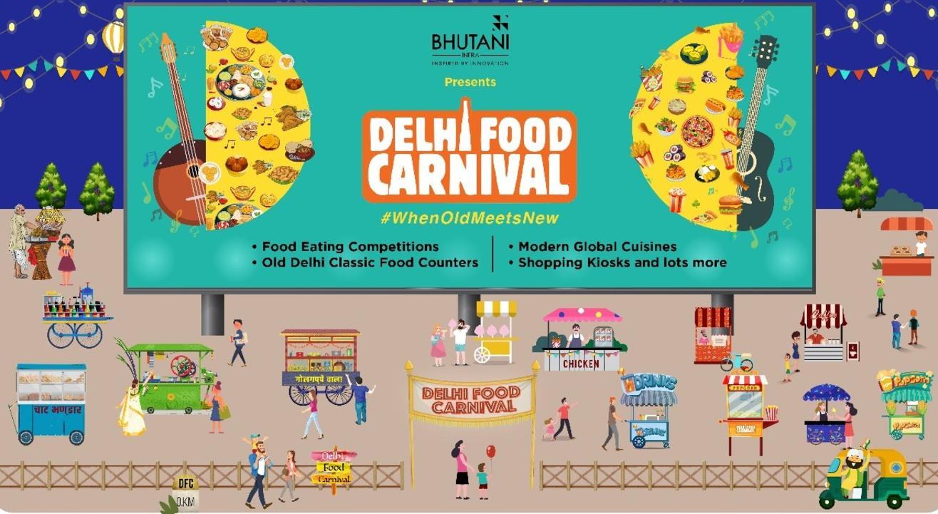 Delhi Food Carnival