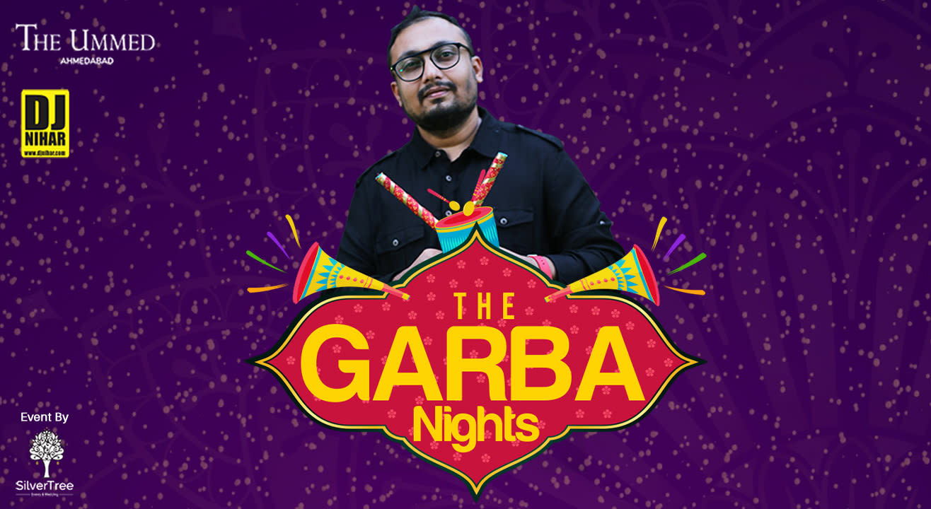 The Garba Night By Dj Nihar