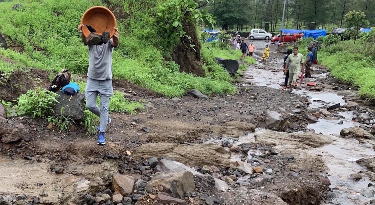 Trail Restoration At Kharghar Valley