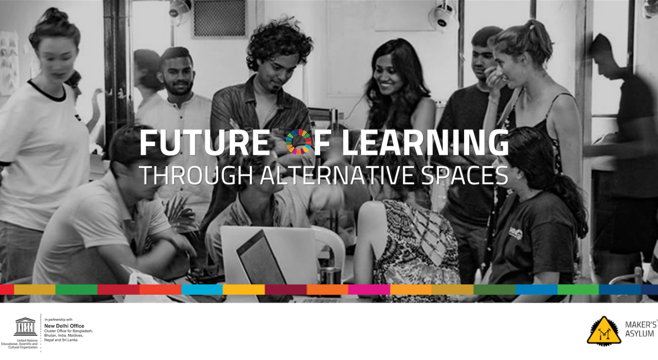 Future of Learning through Alt Spaces: A collective conversation