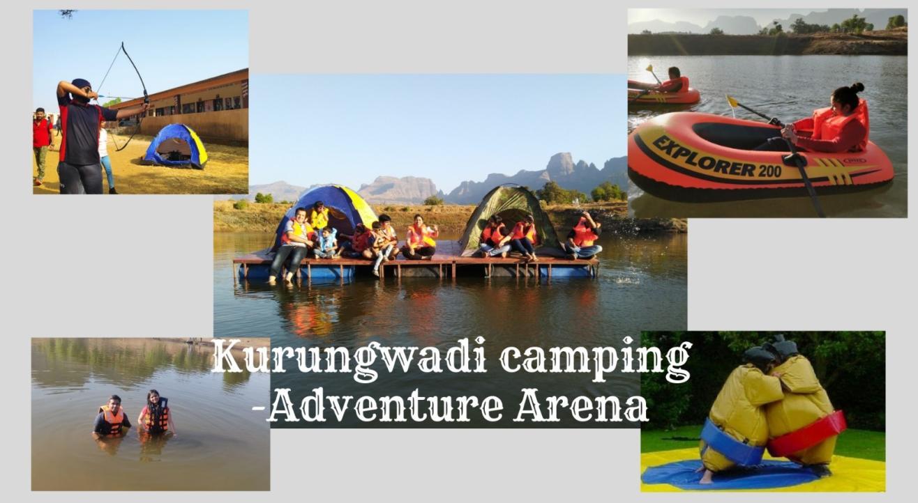Kurungwadi Camping- Adventure Arena