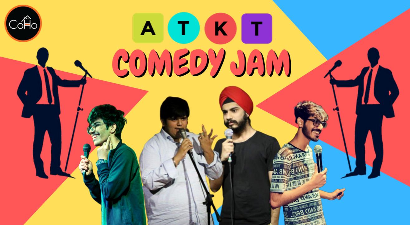 ATKT Comedy Jam