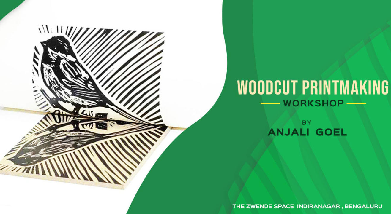 Woodcut Printmaking by Anjali Goel