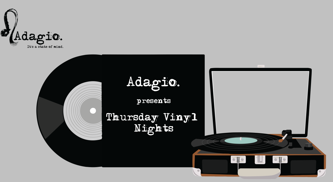Thursday Vinyl Nights - Michael Jackson - Thriller