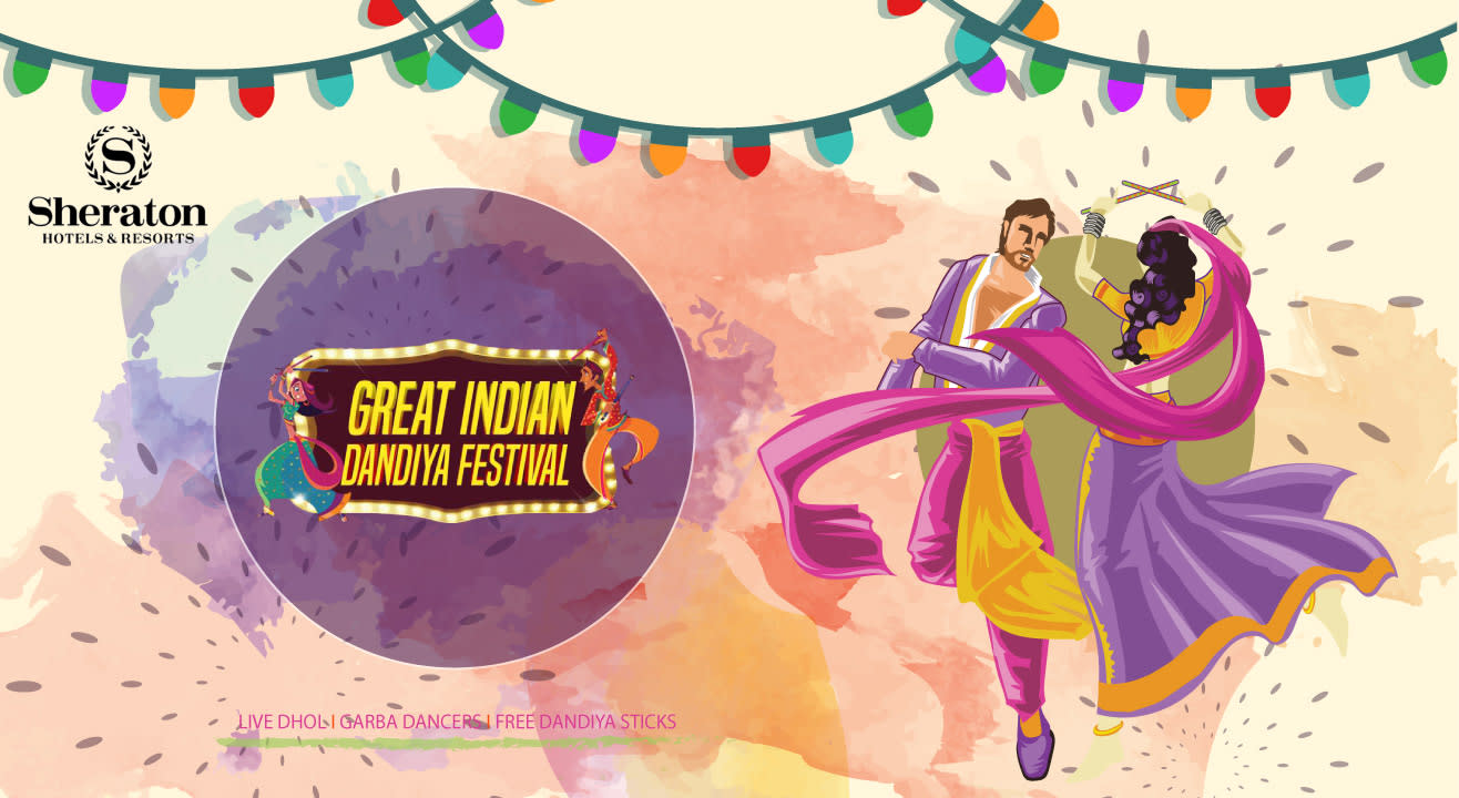 The Great Indian Dandiya Festival 2.0