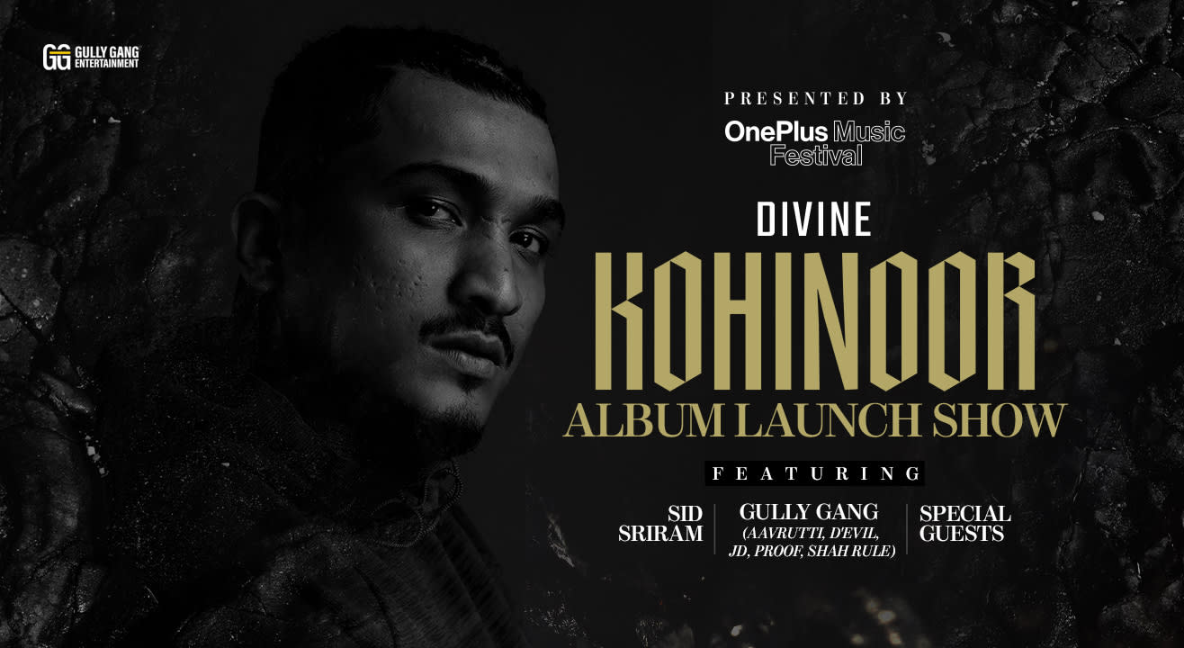 OnePlus Music Festival Presents - Kohinoor Album Launch Mumbai