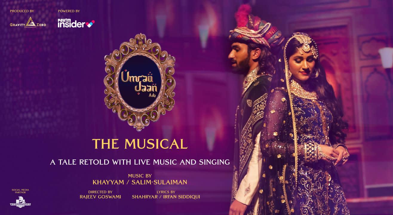 Umrao Jaan Ada - The Musical