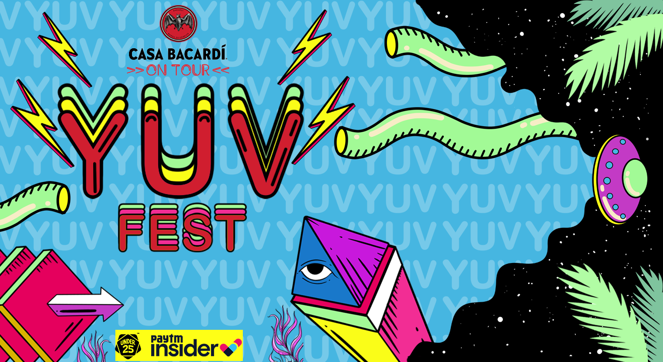 Casa Bacardi on Tour Presents YUV FEST