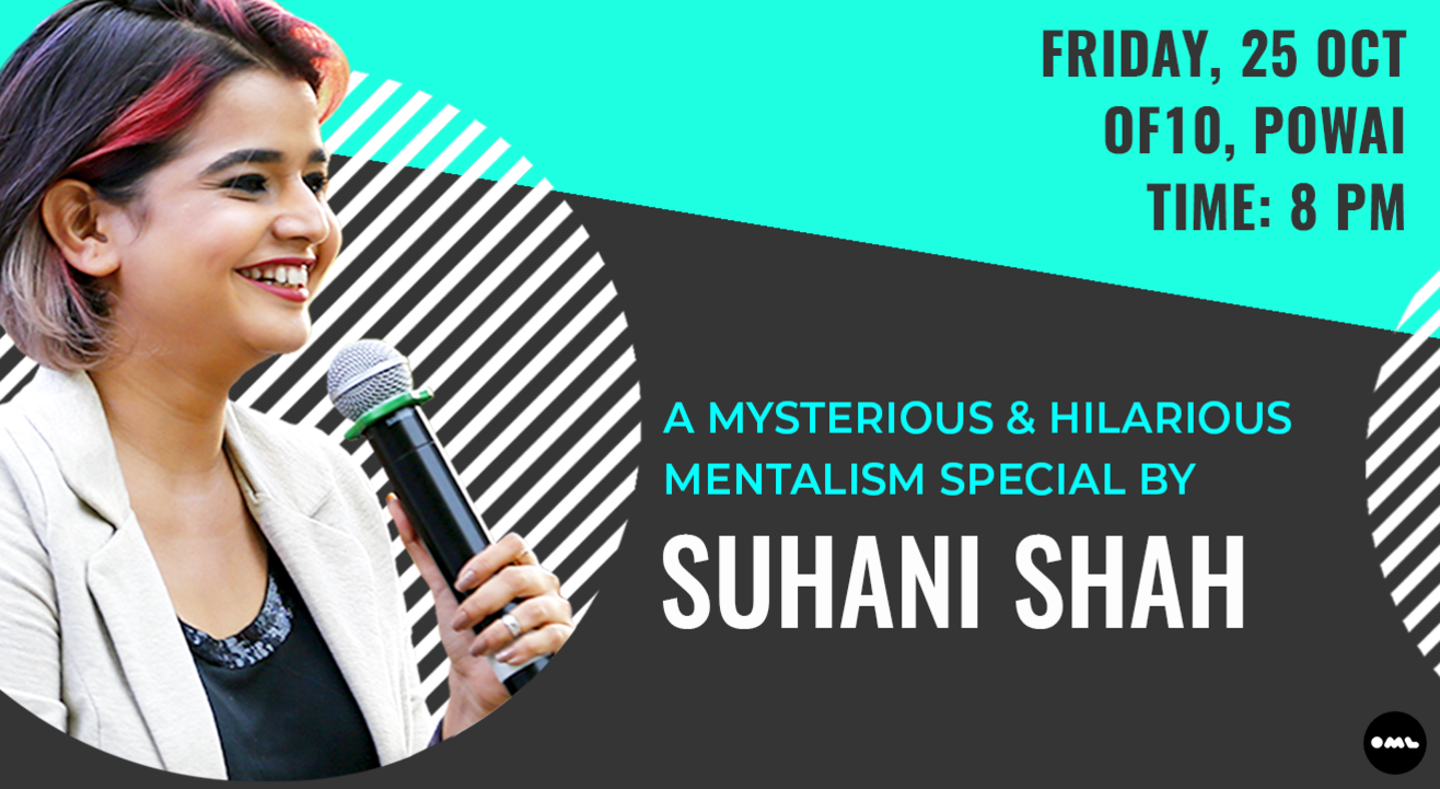 Mentalism Special by Suhani Shah