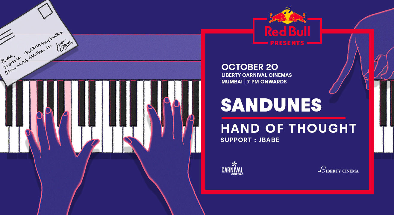 Red Bull Presents Sandunes 'Hand of Thought'