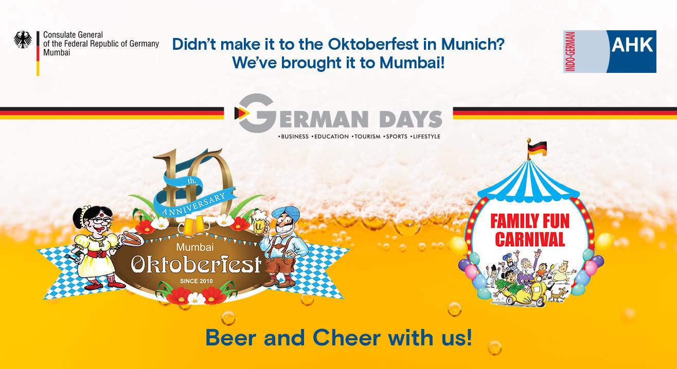 Mumbai Oktoberfest & Family Fun Carnival 2019