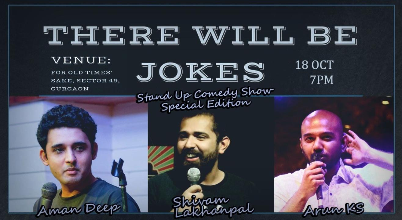 There Will Be Jokes - 25th Edition