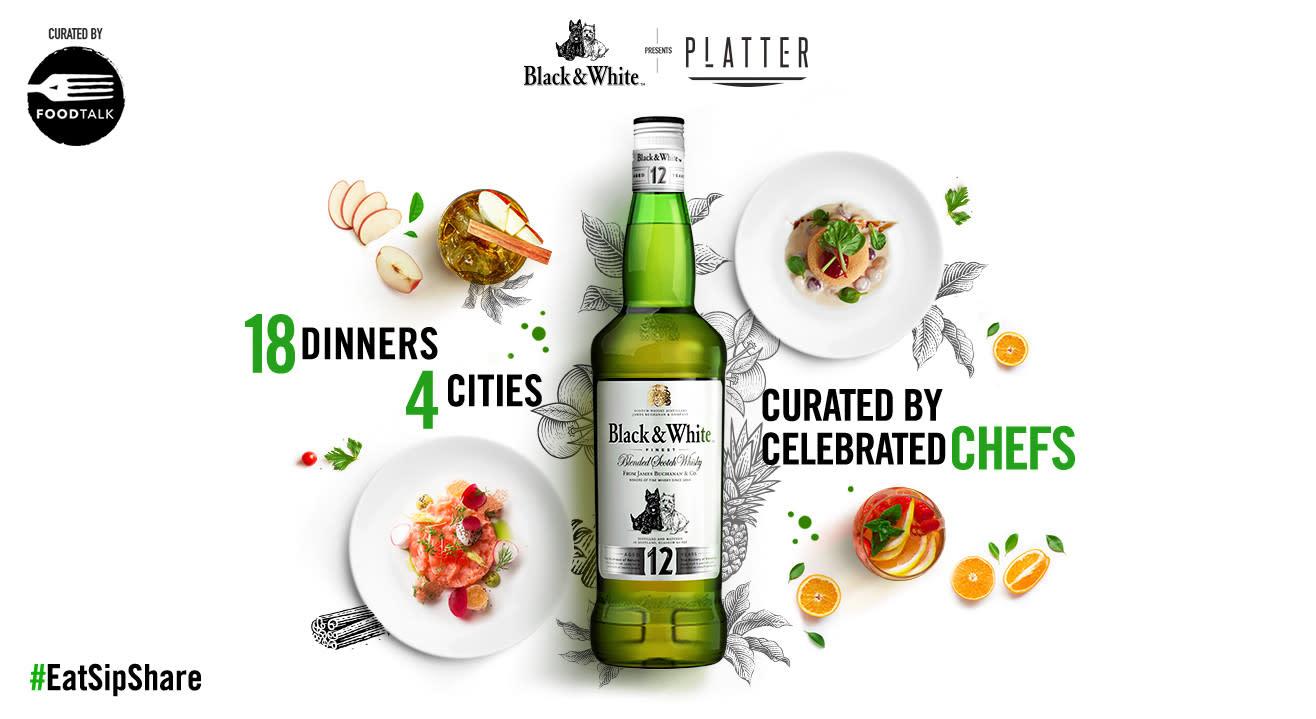 Black & White presents Platter 2.0