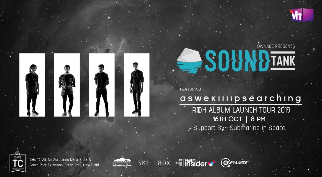 Aswekeepsearching 'Rooh' Launch Show | New Delhi