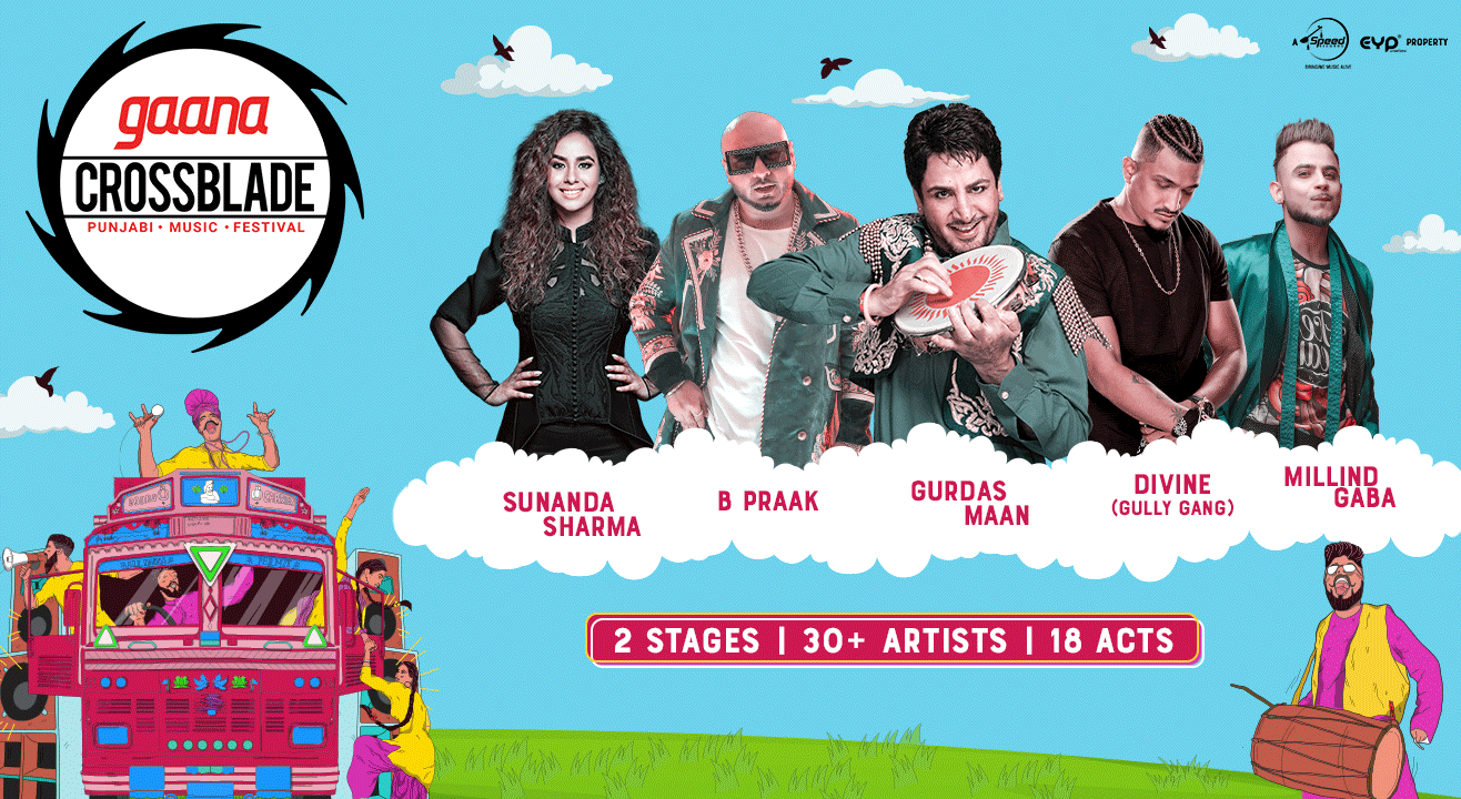 6 Reasons To Attend The Gaana Crossblade Music Festival!
