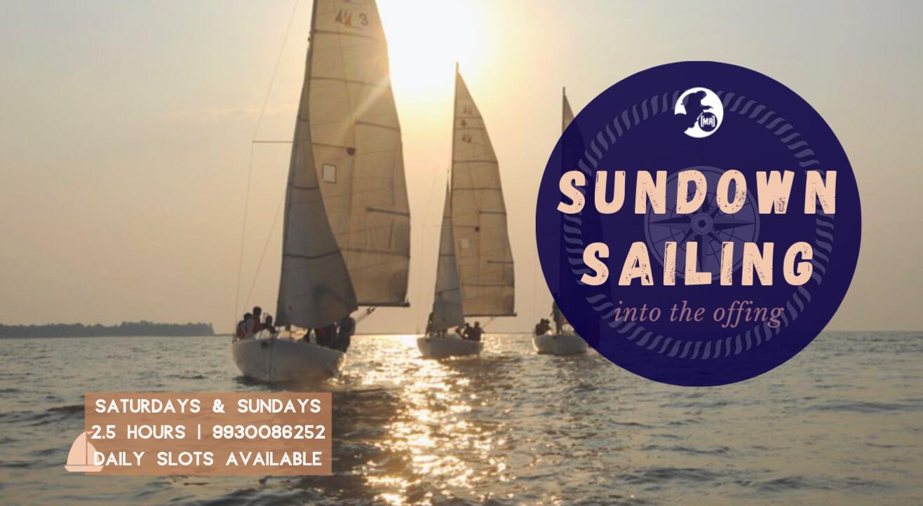 Sundown Sailing | Bombay Harbour