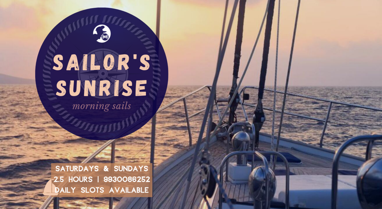 Sailor's Sunrise | Morning Sails