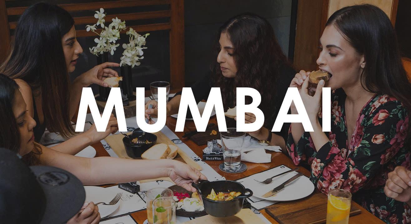 Black & White presents Platter 2.0: Mumbai Edition