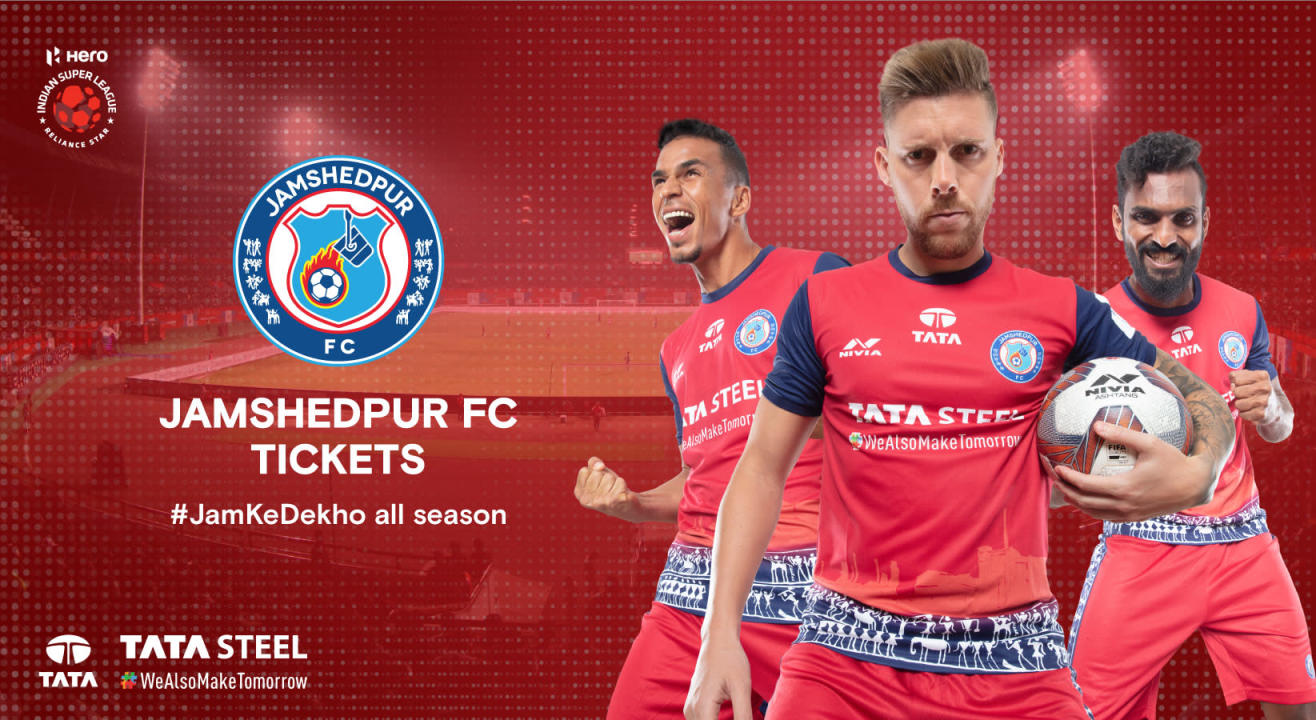 Indian Super League 2019-20: Jamshedpur FC: Match Tickets, Season Tickets, Ticket Offers, Schedule & More