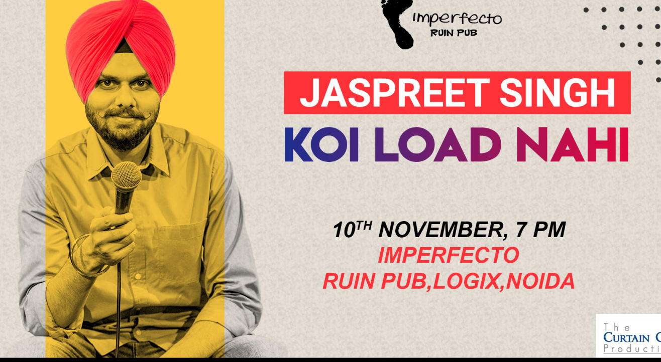 Koi Load Nahi by Jaspreet Singh in Noida