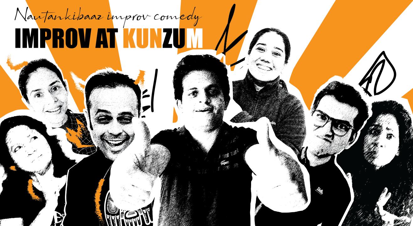 Improv at Kunzum