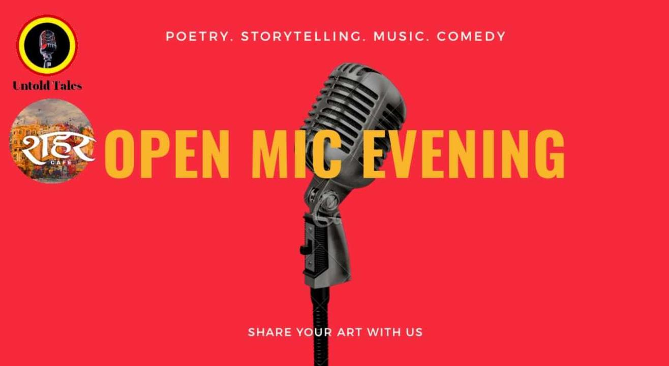 Open Mic Evening - Jaipur