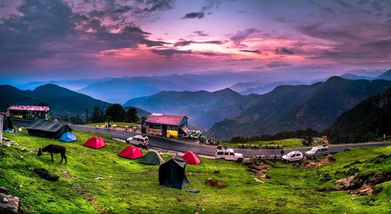 Uttarakhand Backpacking to Rishikesh Auli Kanatal | Justwravel