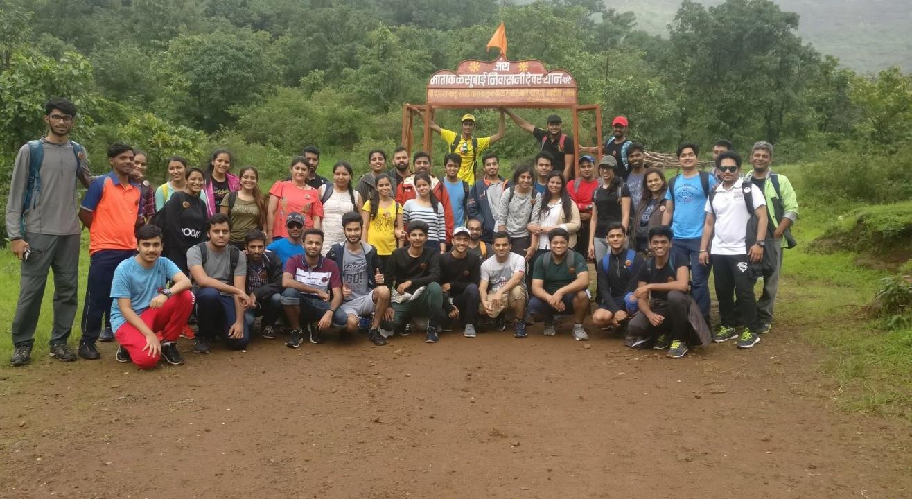 Night Trek to Kalusbai - Highest Peak of Maharashtra