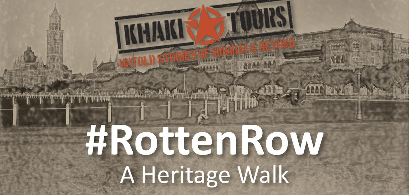 #RottenRow by Khaki Tours