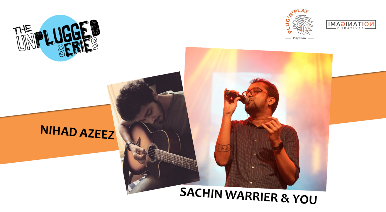 Sachin Warrier & You (SWAY) Live