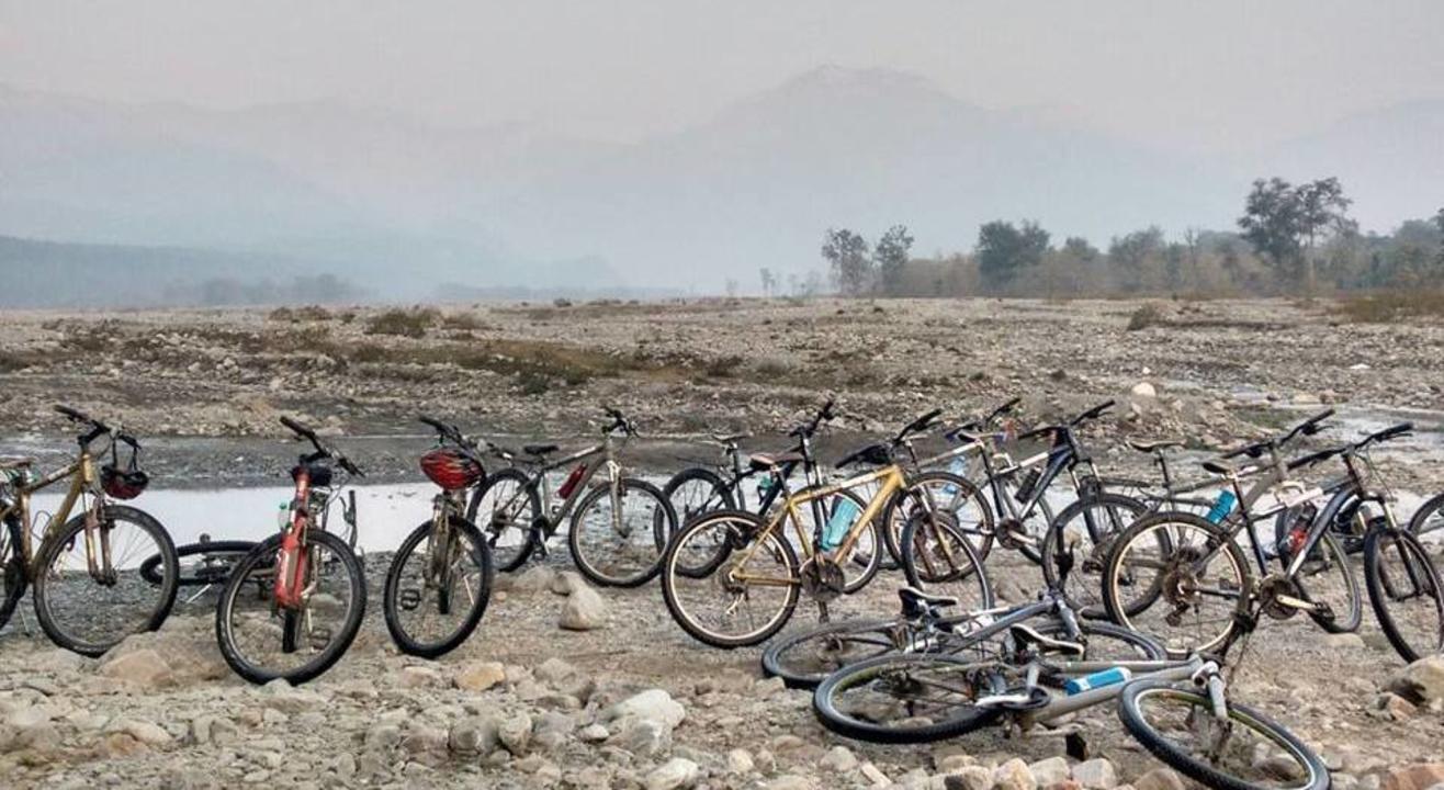 NAINITAL RANIKHET ALMORA CYCLING