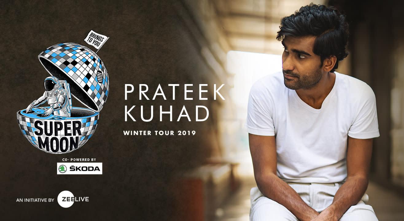 Supermoon ft. Prateek Kuhad Winter Tour 2019  - Delhi