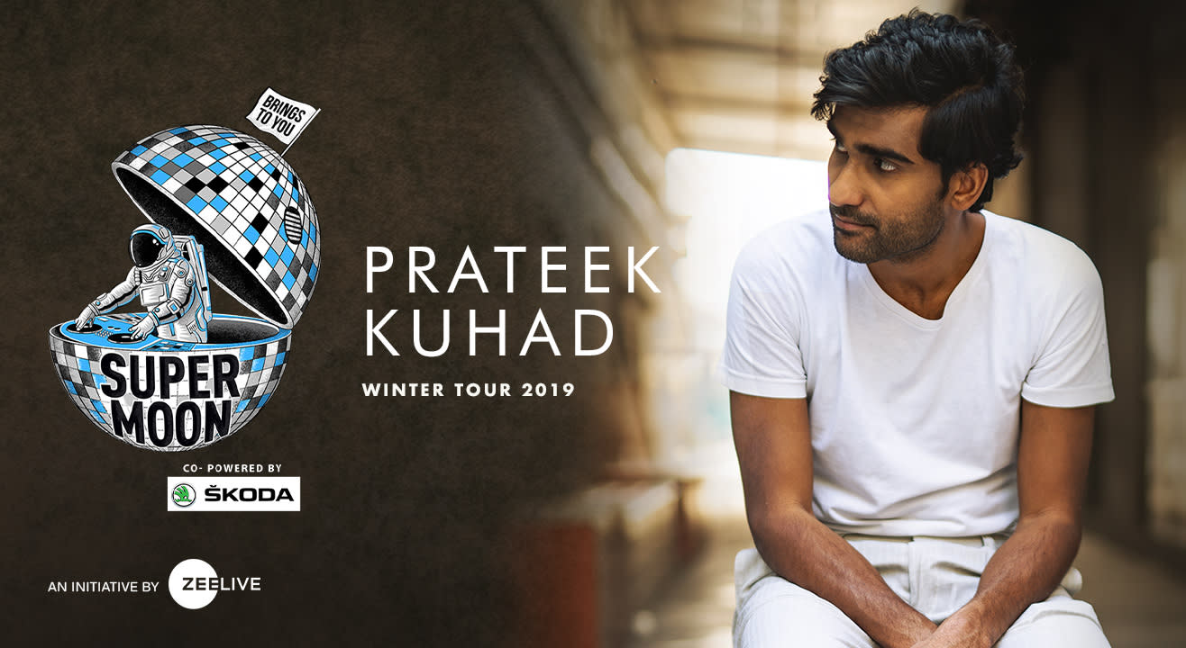 Supermoon ft. Prateek Kuhad Winter Tour 2019  - Jaipur