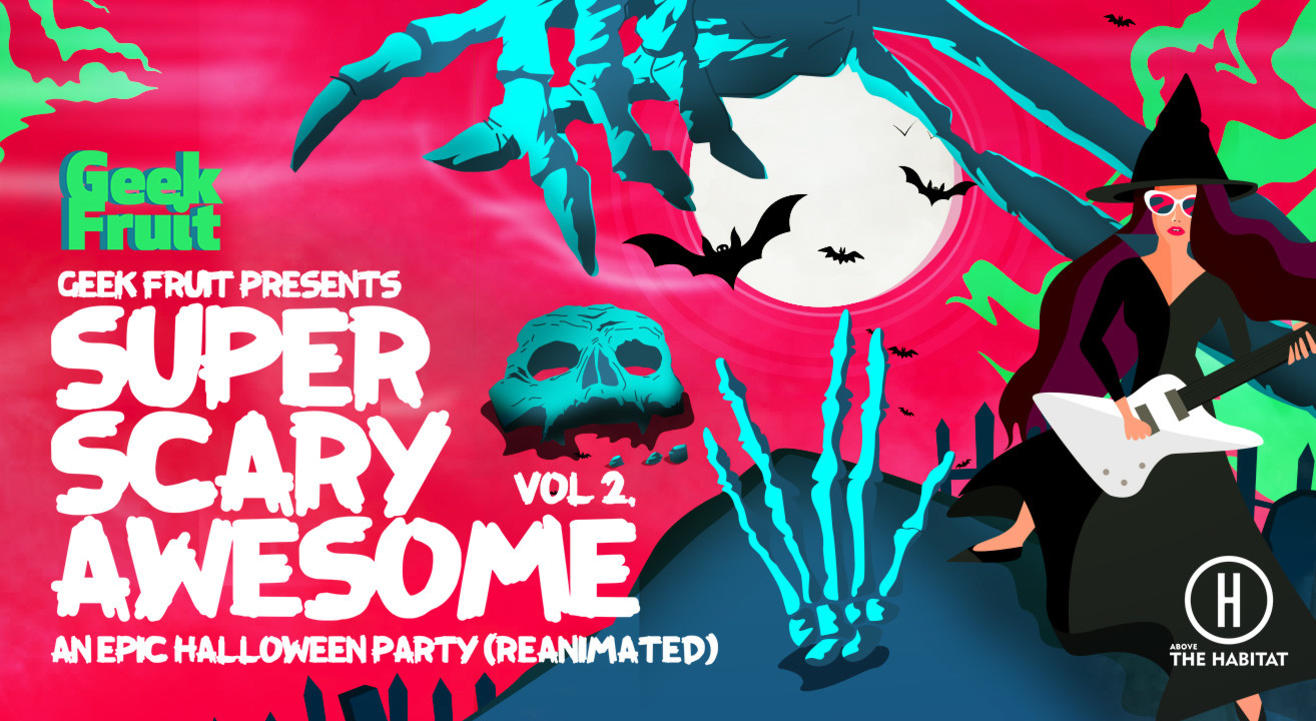 Super Scary Awesome Vol 2.