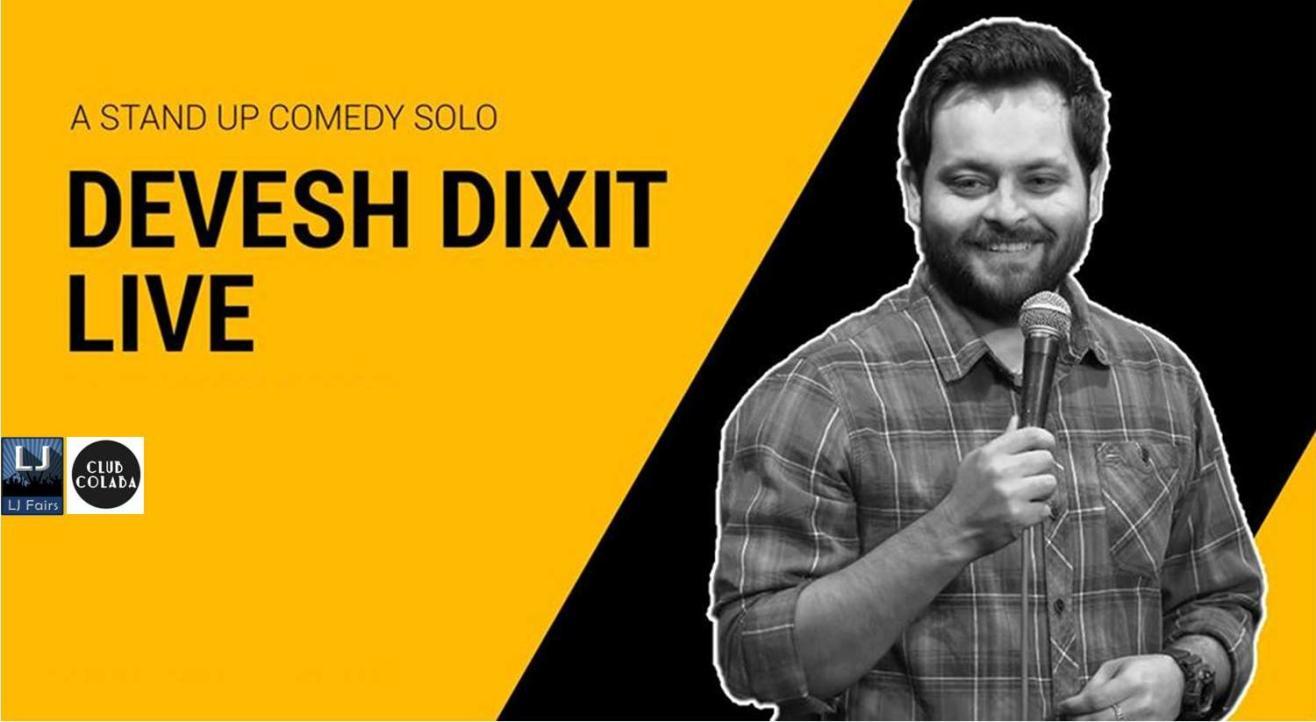 Devesh Dixit Live