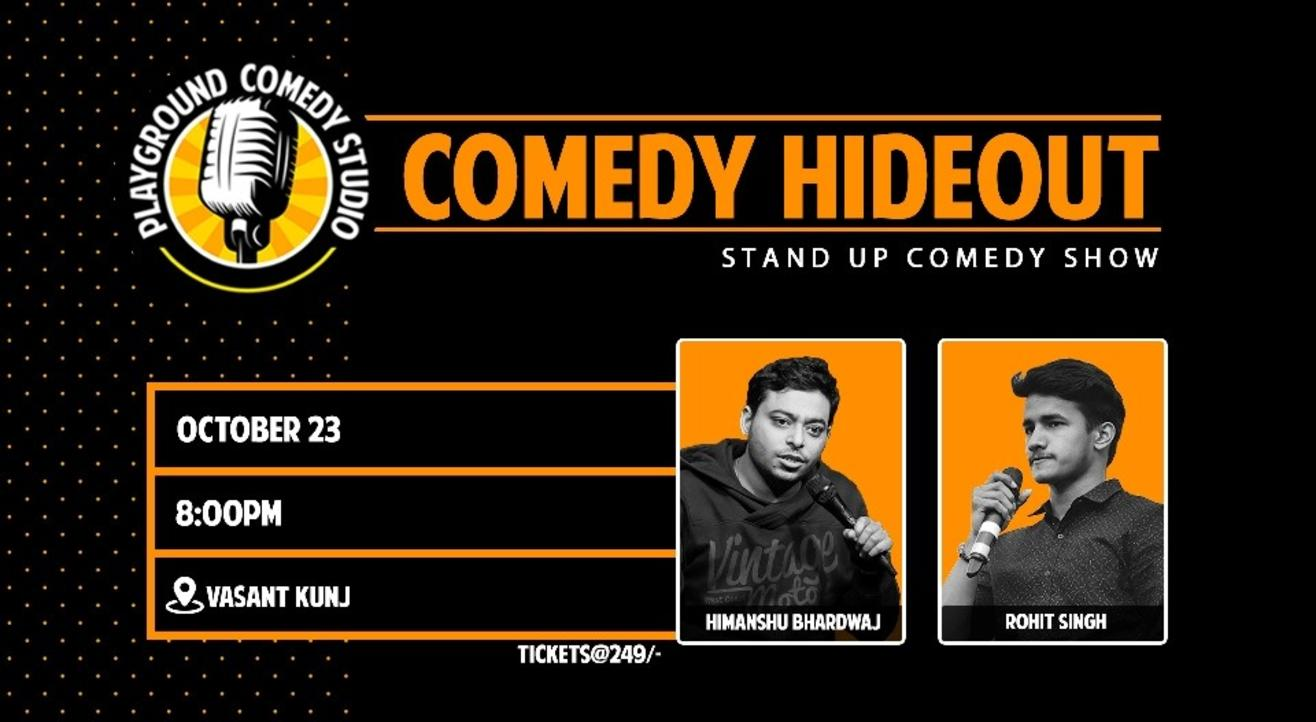 Comedy Hideout ft. Himanshu & Rohit
