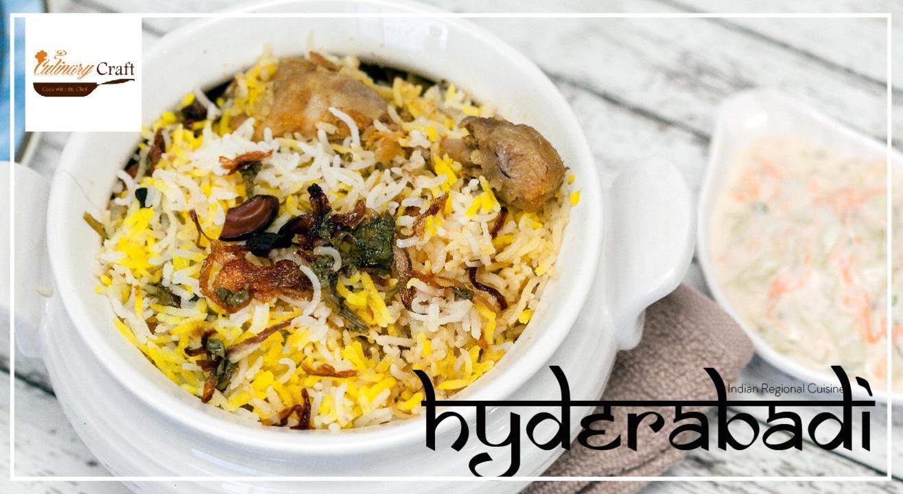 Hyderabadi Flavours