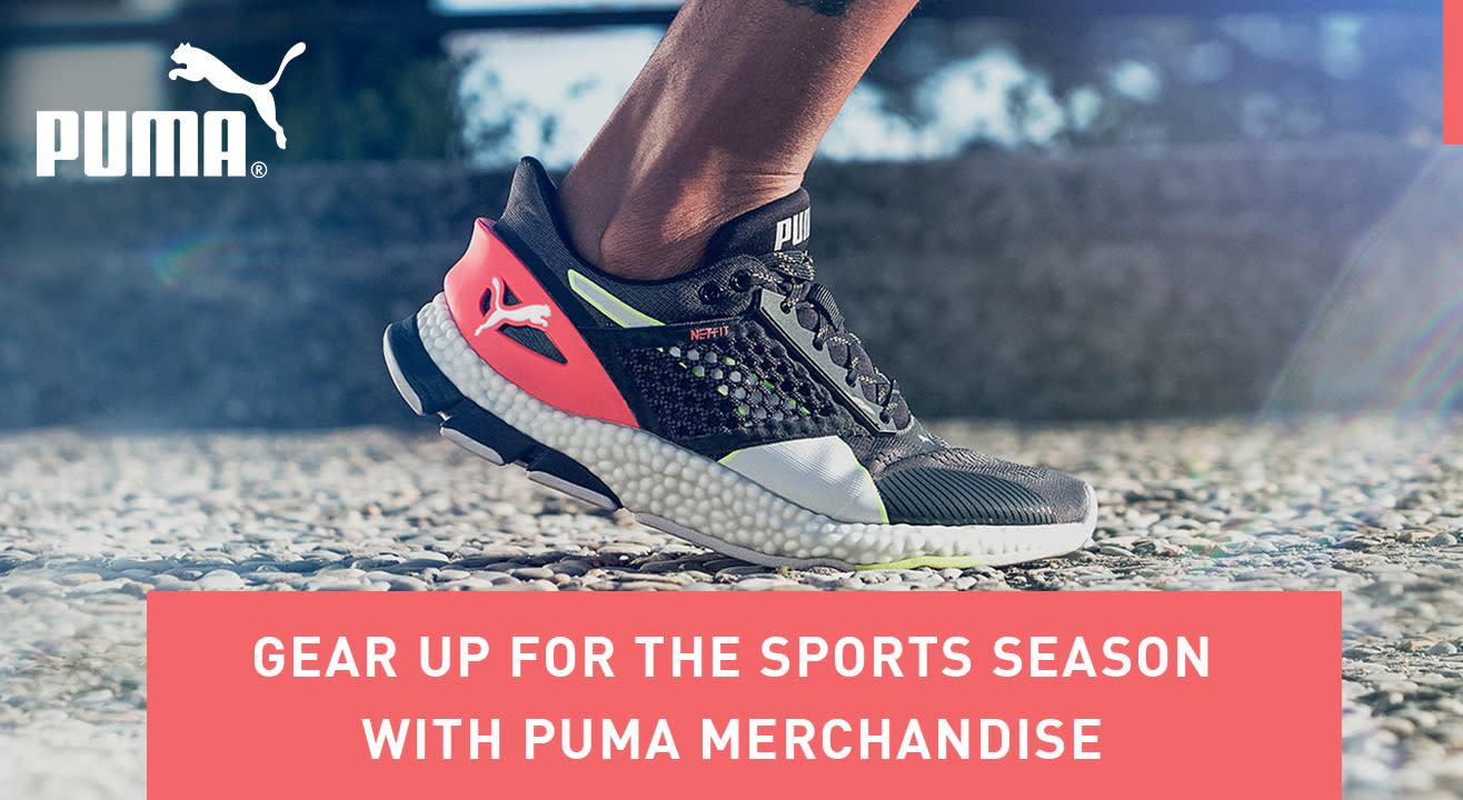 Grab your PUMA Voucher!