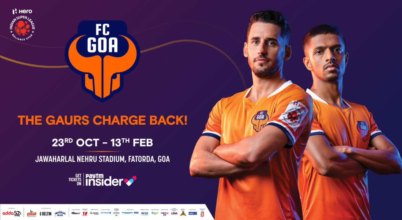 Hero Indian Super League 2019-2020: FC Goa Match Tickets, Ticket Offers, Schedule & More