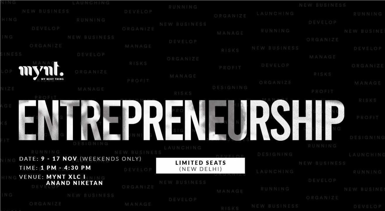 Entrepreneurship 101 Bootcamp