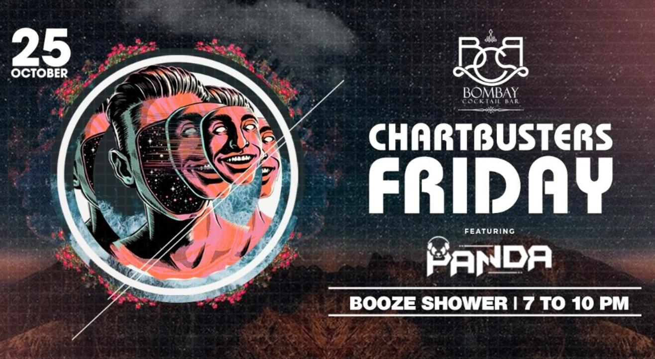 Chartbusters Friday ft Dj Panda